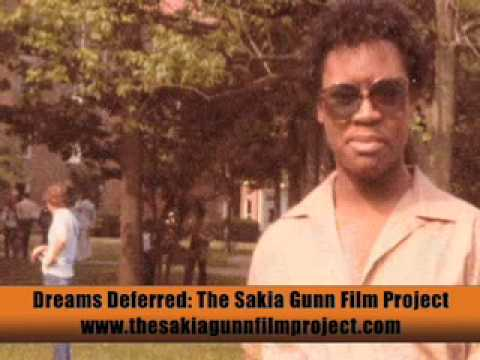 Sakia Gunn Film Project